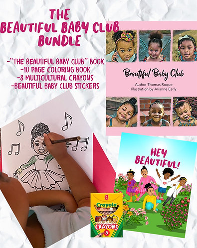 """The Beautiful Baby Club"" Bundle!"