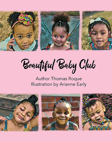 The Beautiful Baby Club Book
