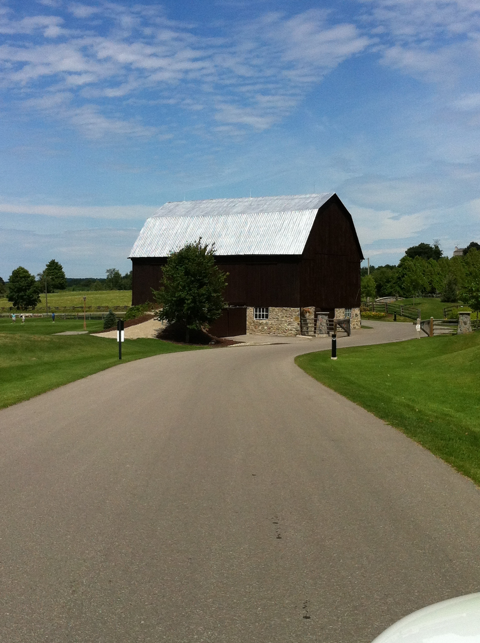 barn painting ontario after