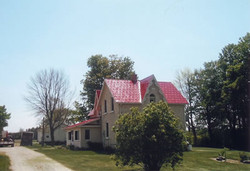 house roof painting