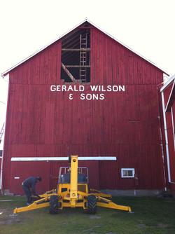 barn repair ontario