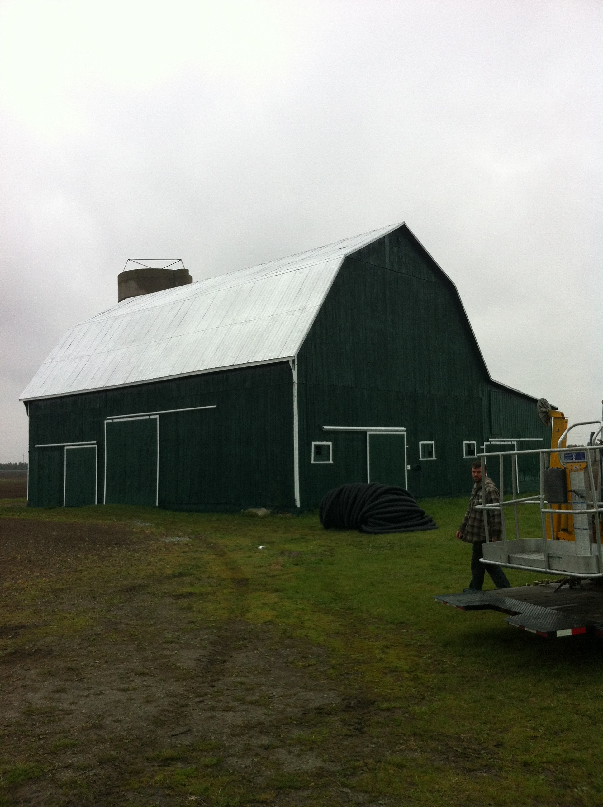 barn restoration ontario after