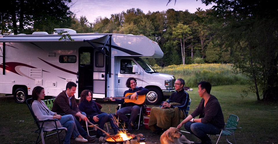 Camping London Ontario >> Campers Corner Rv Campsite Cabins And Tents Camping