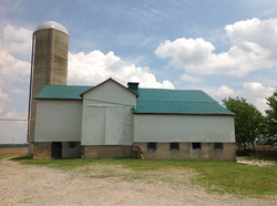 Barn painters Ontario - after Photo