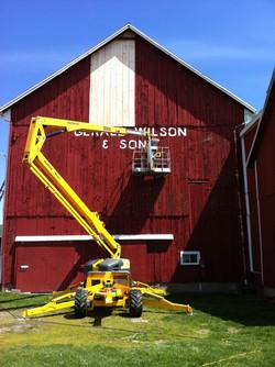 Barn Repair and Restoration in Ontar