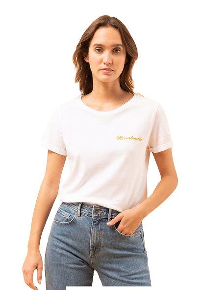 Tee-shirt en coton biologique  La Fée Maraboutée