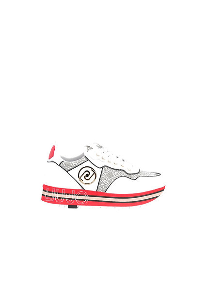 حذاء رياضي بشعار LIUJO