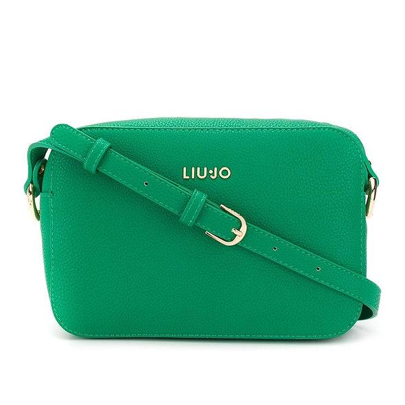 حقيبة كتف LIUJO Jade خضراء