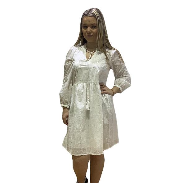 Robe bohème en coton biologique La fée Maraboutée