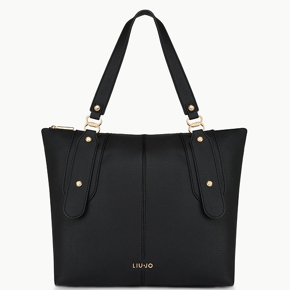 Shopper en simili cuir | LIUJO