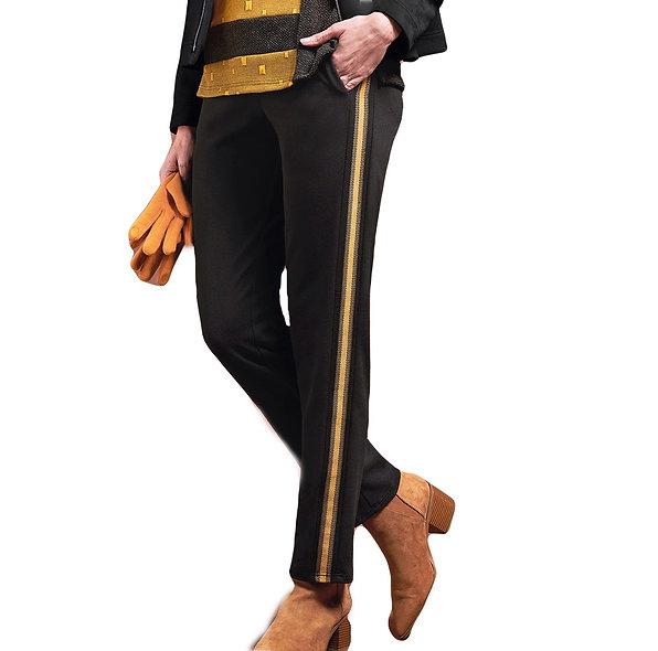 Pantalon avec galon   MERIESCA