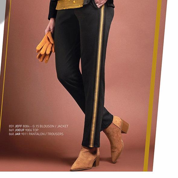 Pantalon avec galon | MERIESCA