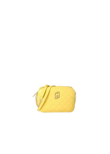 حقيبة LIUJO مبطنة صفراء