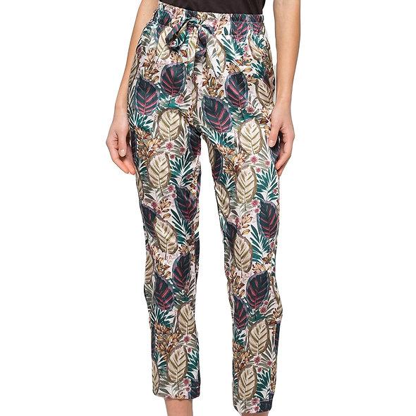 Pantalon imprimé floral KOCCA
