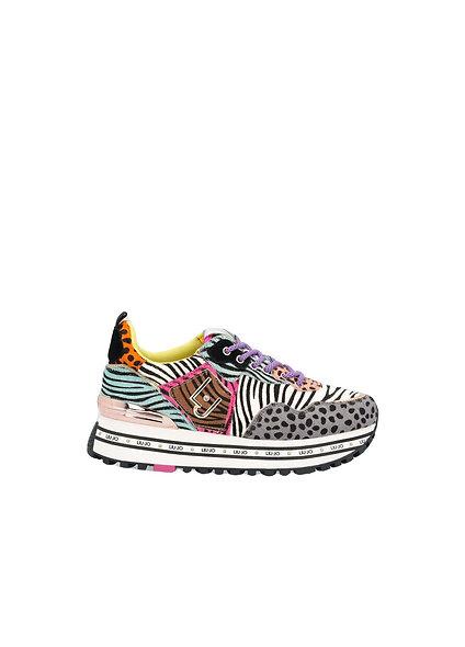 Sneakers animalier LIUJO