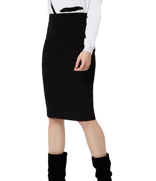 تنورة سبليت متوسطة الطول | ليوجو