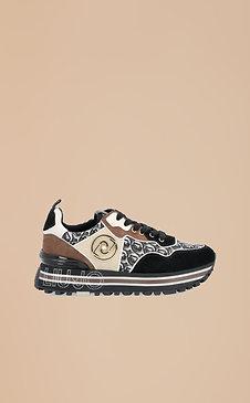 Sneakers avec logos Liujo