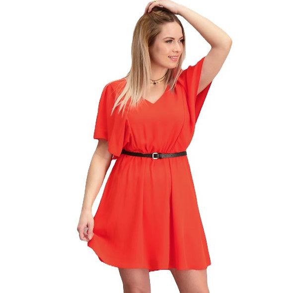 فستان مرجاني KOCCA