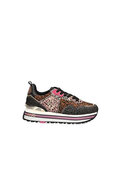 حذاء رياضي بنعل سميك من Animalier | ليوجو