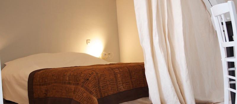 Chambre au n°7bis - La Petite Maison d'à Côté
