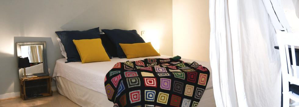 Chambre au n°7bis - La Petite Maison d'à Côté au N°7bis