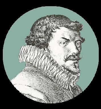 Portret G.A. Bredero