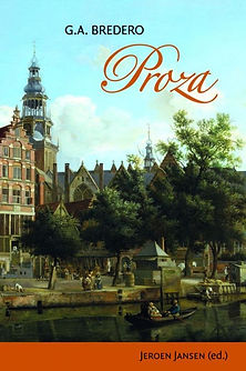 Proza Bredero Jeroen Jansen
