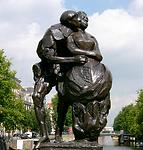 Standbeeld Bredero