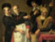 Moeyaert 1630-1640 Mooy-ael en haar aanb