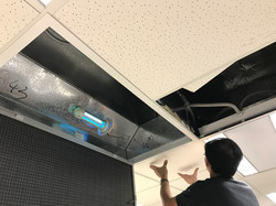 Air Oasis NIND9 In Duct