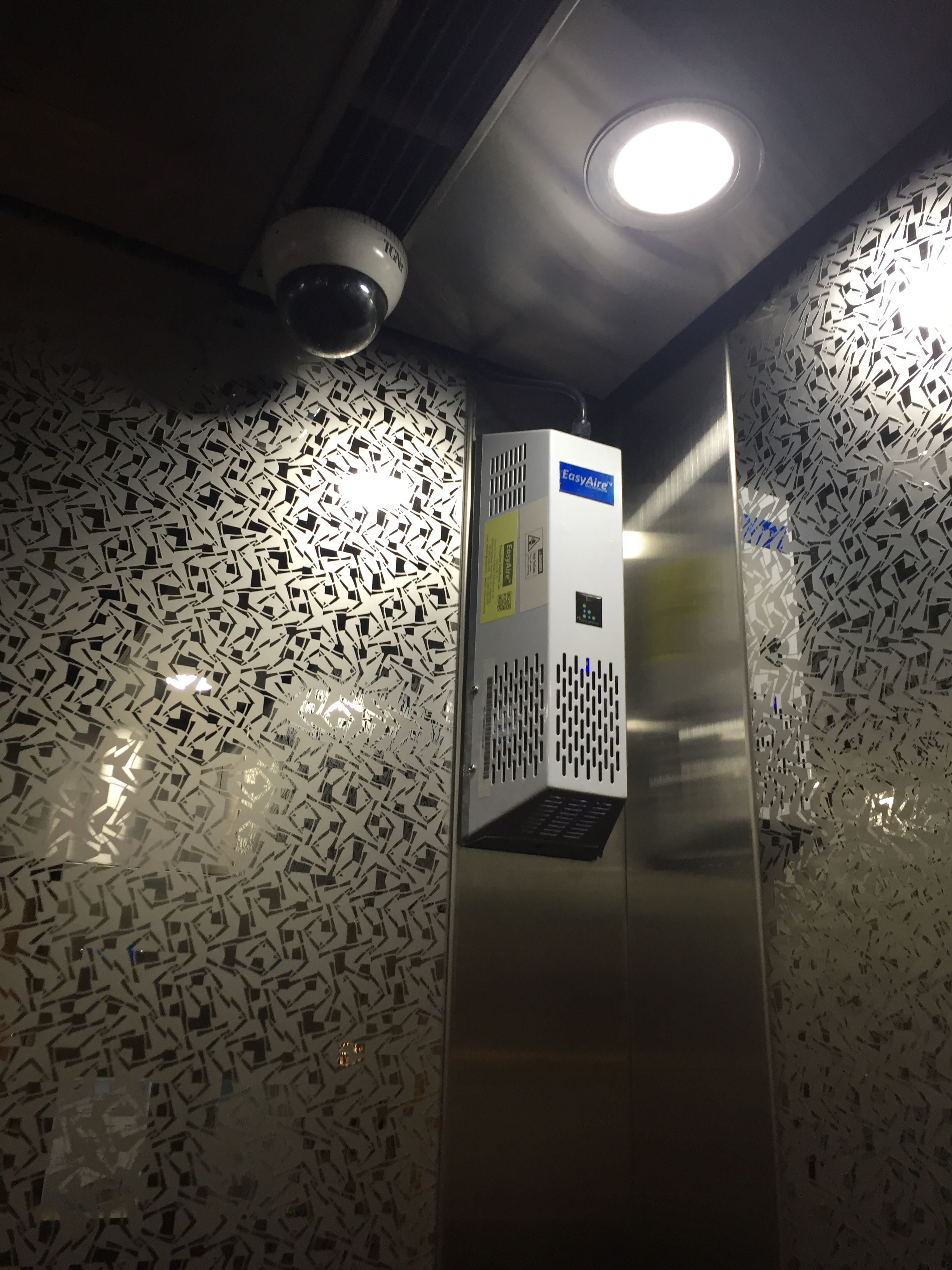 EASYAIRE MULTI-SOLUTIONS IN ELEVATOR
