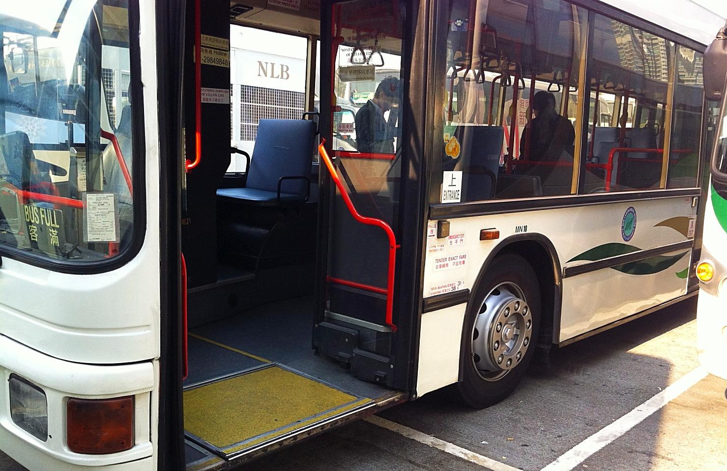 Air Oasis NIND6 in bus AC pic 1