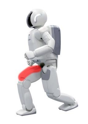 ロボットの歩き方