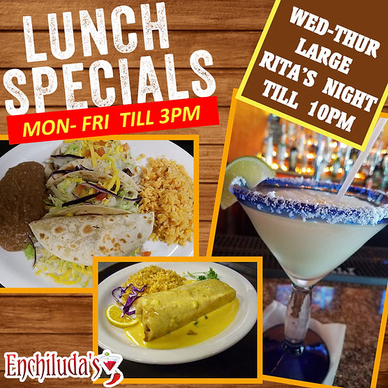 lunch specials and rita ad.jpg