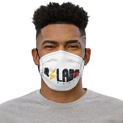 B.Slade Radio TV Premium Face Mask