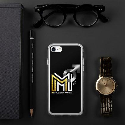 My Modern Manhood iPhone Case