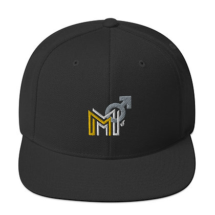 My Modern Manhood By B.Slade Snapback Hat