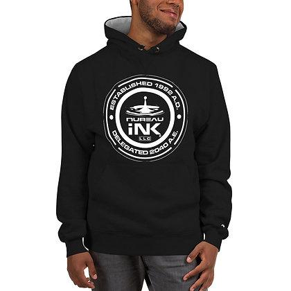 Nureau iNK Logo Champion Hoodie