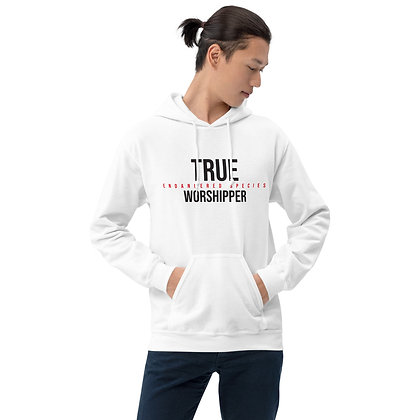 """True Worshiper: Endangered Species"" Unisex Hoodie"