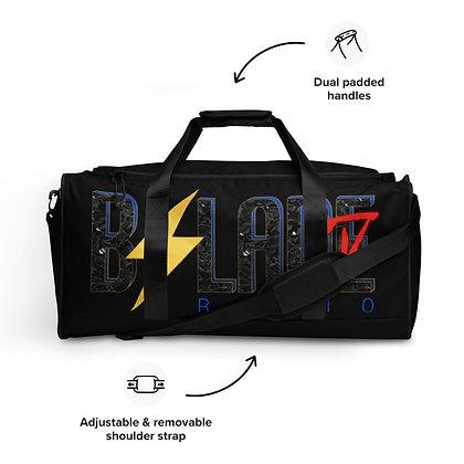 B.Slade Radio TV Duffle bag