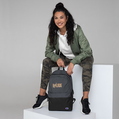 B.Slade Embroidered Champion Backpack