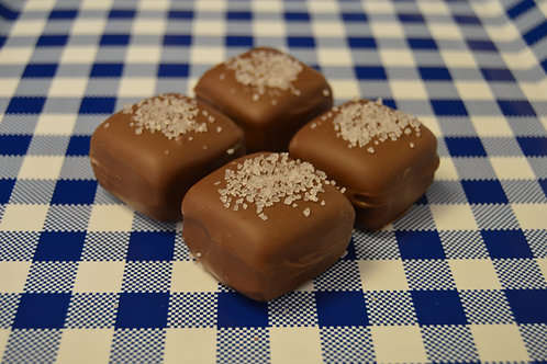 4 pk Chocolate Sea Salt Caramels