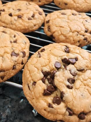 Fav Chocolate Chip Cookies