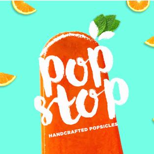 PopStop// Branding