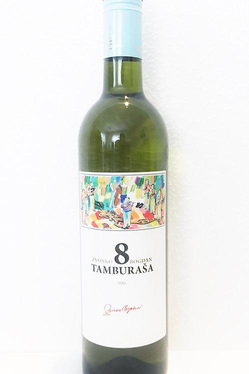 8 Tamburaša, Cuvée, Weingut Zvonko Bogdan, 2016