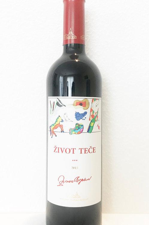 Zivot Teče, Weingut Zvonko Bogdan, 2015