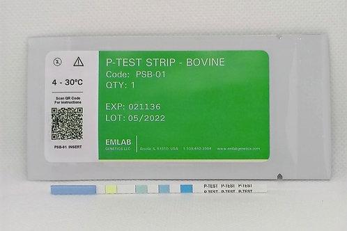 P-TEST™ STRIP - Bovine