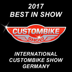 Custombike Germany - Best in Show