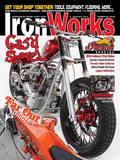 FRONT COVER IRON WORKS