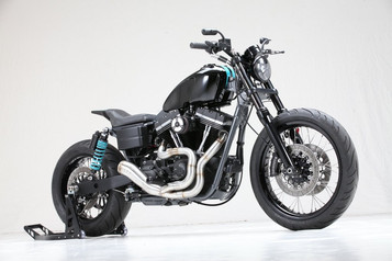 Rocket Bobs | Custom Motorcycle Builders | Custom Harley